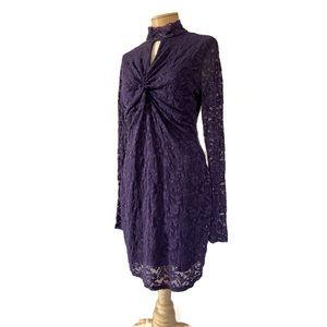 MODA International Lacework Midi Dress